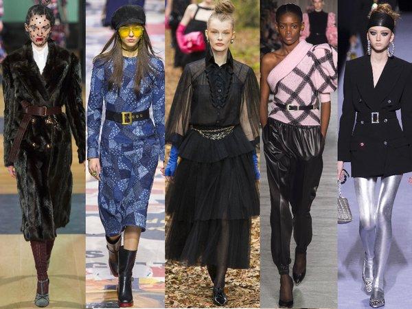 Самый модный аксессуар сезона - РЕМЕНЬ! Как и с чем носить в новом сезоне