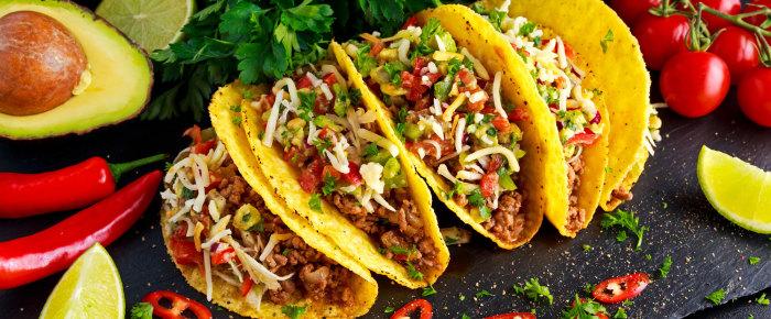 Мексиканская кухня отличается остротой. / Фото: www.keywordsuggests.com