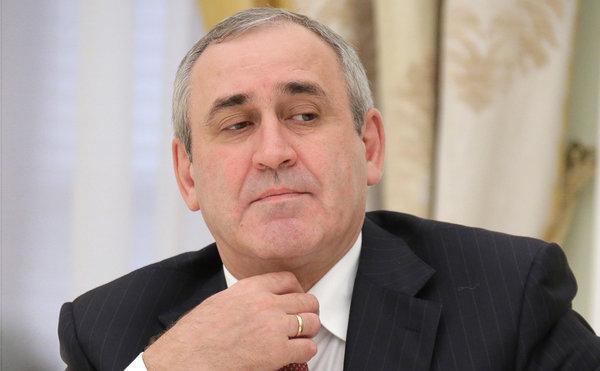 Глава ЕР, С. Неверов