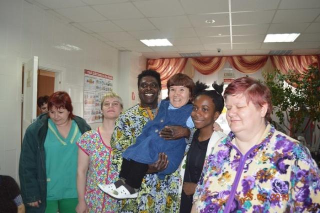 Семейный дуэт Лукомбо из Челябинска