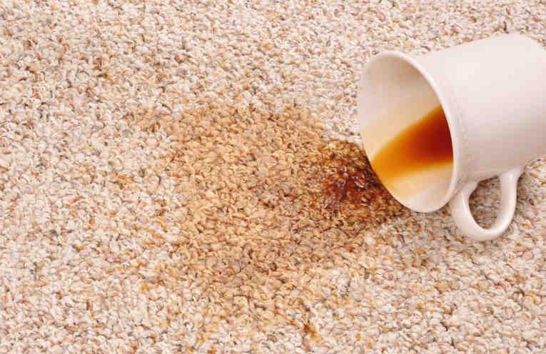 Чем отмыть пятно от чая на белом фото
