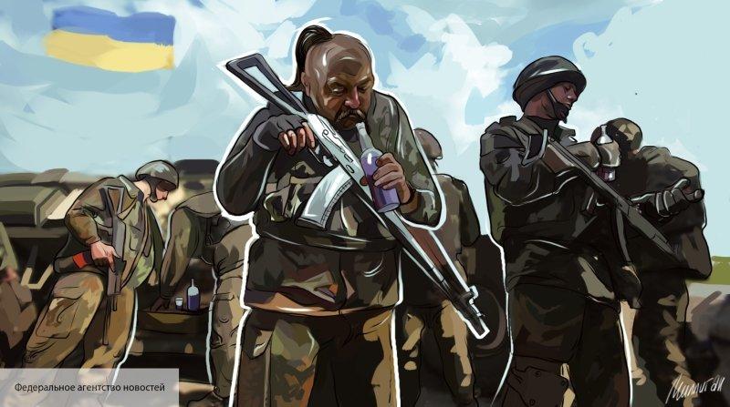 Новая «тактика» ВСУ: украинс…