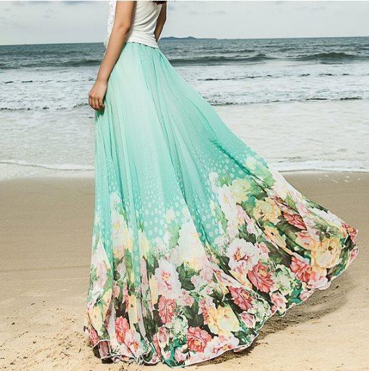 Шьем сами: красивые летние и пляжные юбки идеи, мастер класс, очень умелые ручки, сделай сам, советы