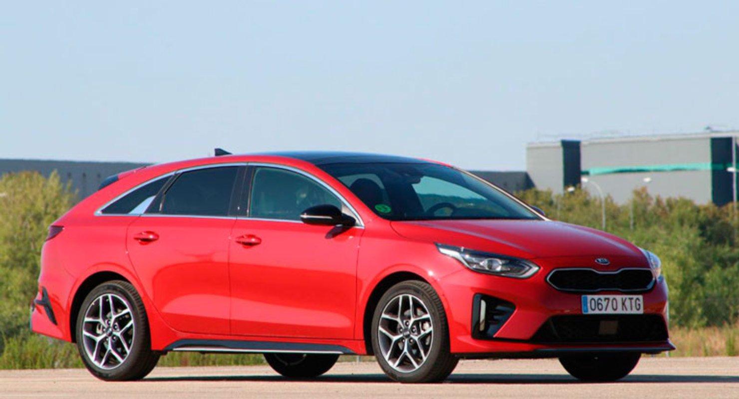 На рынок РФ не привезут новый универсал Kia ProCeed Автомобили