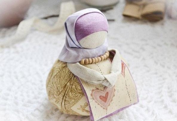 Традиционная кукла-оберег