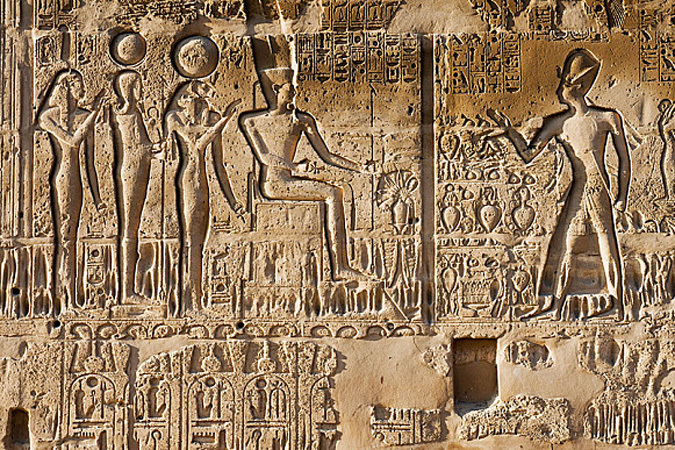 В Египте «черные археологи» нашли храм, которому почти три с половиной тысячи лет