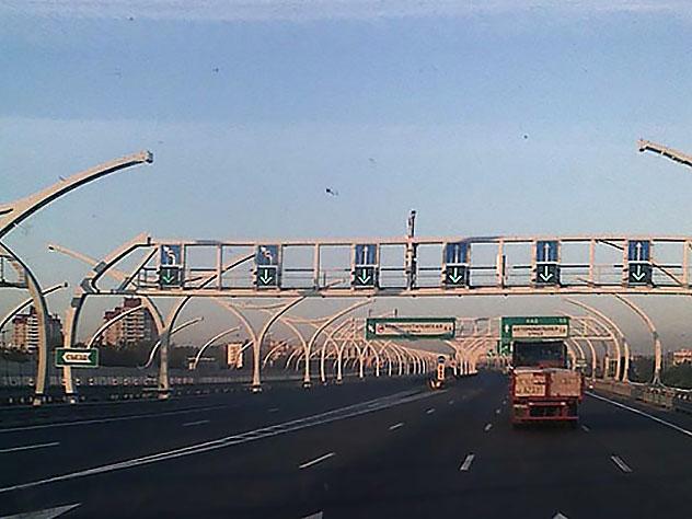 Платная скоростная трасса соединит Москву и Казань