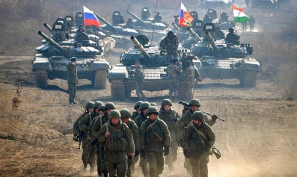 Укрепление российско-китайск…