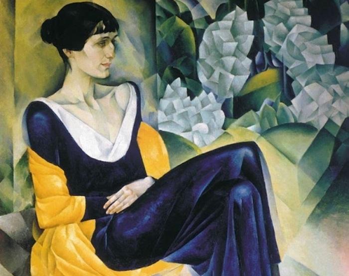12 портретов Анны Ахматовой …