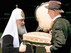 А давайте введем в России 10% церковный налог на верующих?