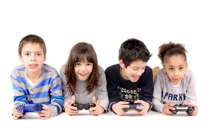 Видеоигры не влияют  только на мальчиков