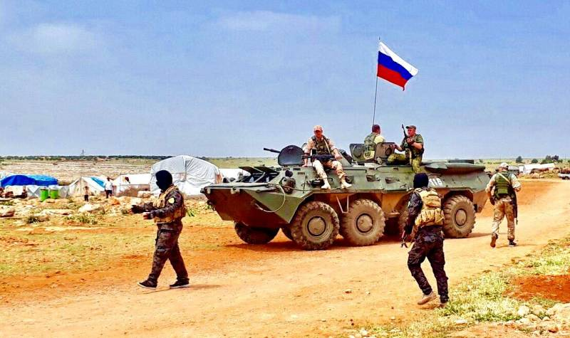 Российская армия стремительно обживается на Голанских высотах