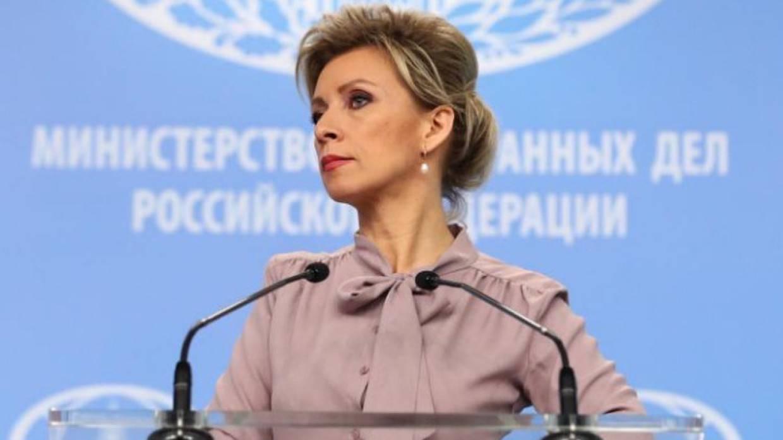 Захарова раскритиковала журналистов Time за предложение удалить Facebook Политика