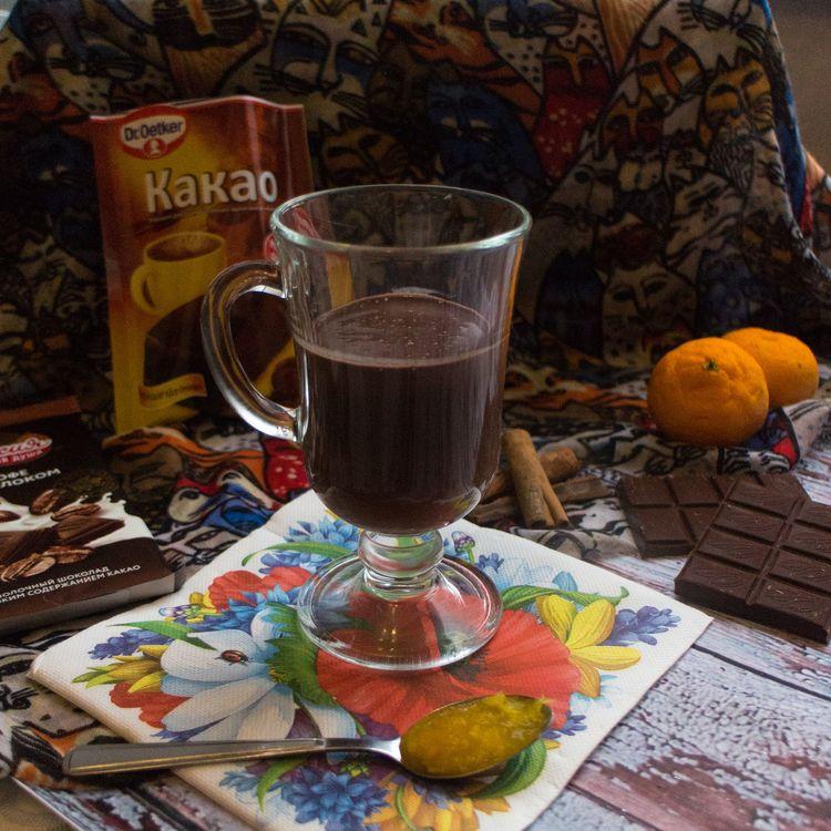Горячий шоколад 18+