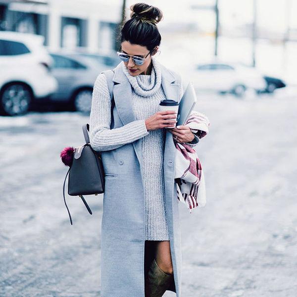 Как не стать толстой гусеницей: 5 типичных ошибок при выборе вязаного платья