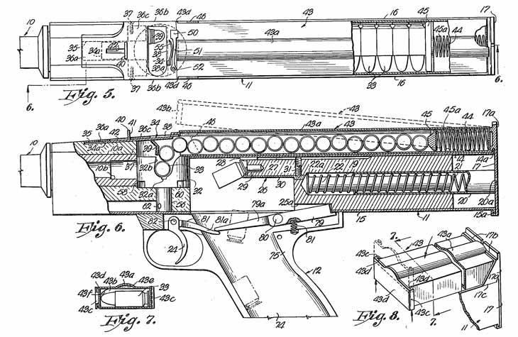 Пистолет-пулемёт Джона Л. Хилла и необычный Р90