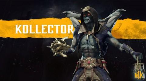 В Mortal Kombat 11 появится Коллектор. Не тот, о котором вы подумали Action,Mortal Kombat 11,Игры,файтинг
