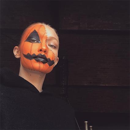 Хайди Клум, Белла и Джиджи Хадид, Наталья Водянова и другие ярко отметили Хеллоуин хроника, хайди клум, белла и джиджи хадид, наталья водянова