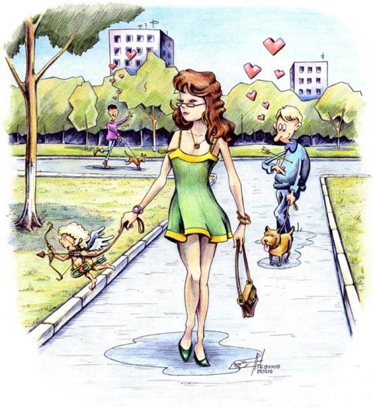 Если ты любишь девушку, дай ей свободу. Только потом не удивляйся, если... Улыбнемся)))