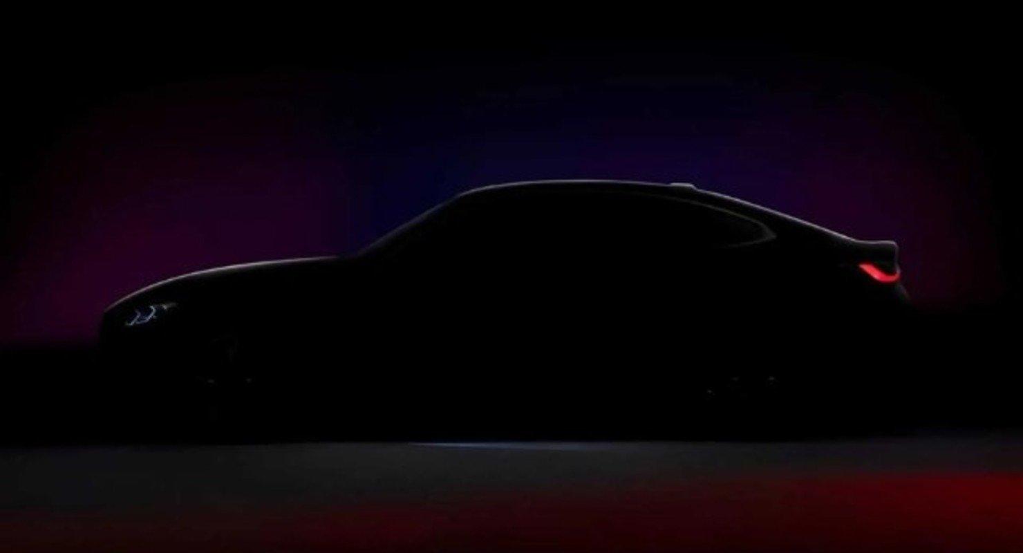 BMW i4 показали на тизерном изображении в преддверии официального дебюта Автомобили