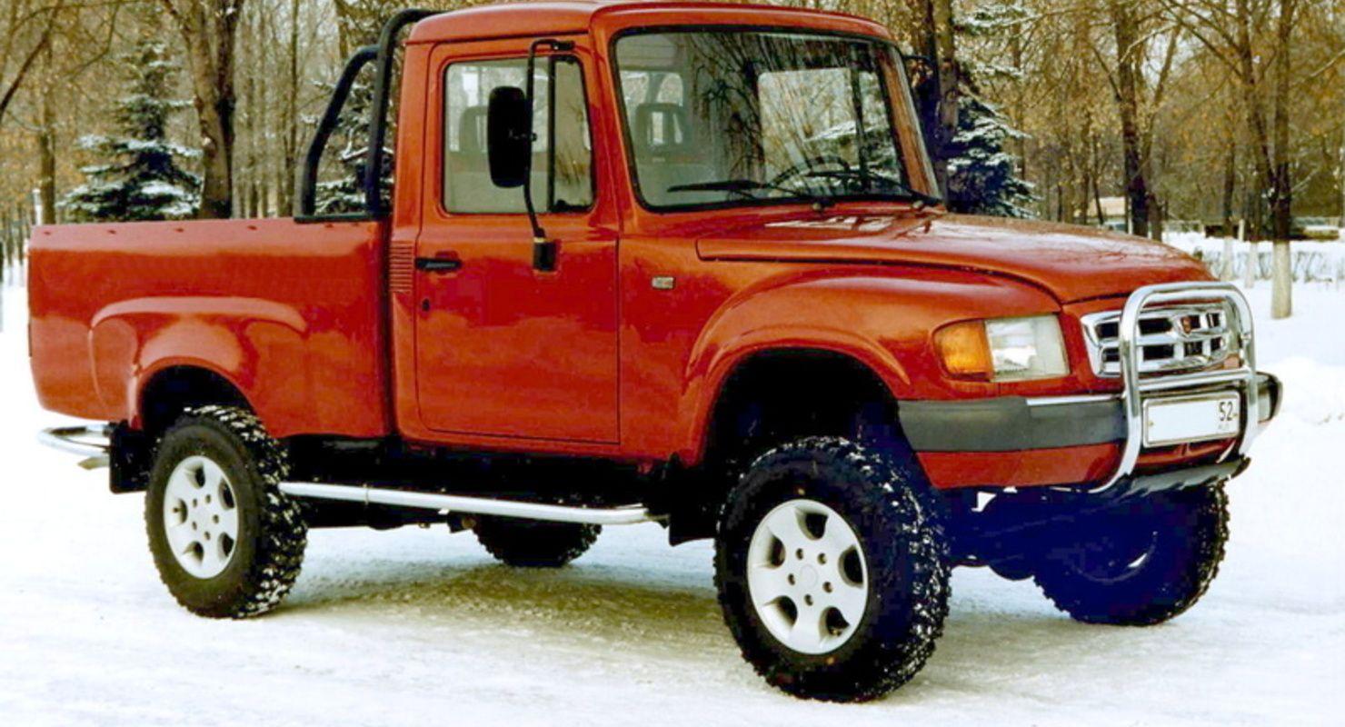 ГАЗ-2308 — несостоявшийся постсоветский внедорожник Исследования