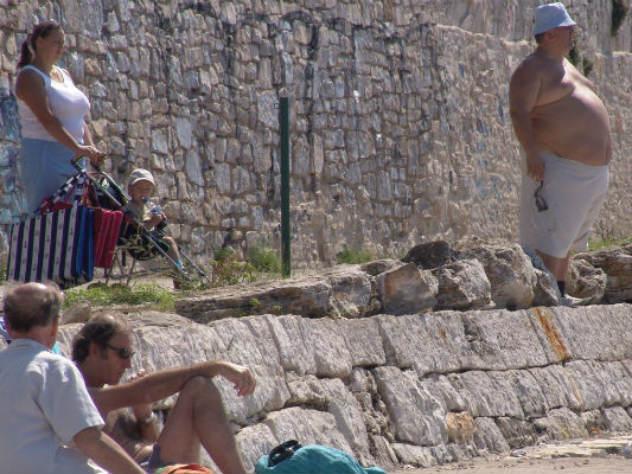«Голопузики»: названы самые отвратительные привычки российских туристов
