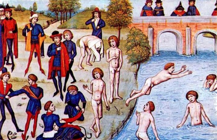Как люди соблюдали гигиену в прошлые времена