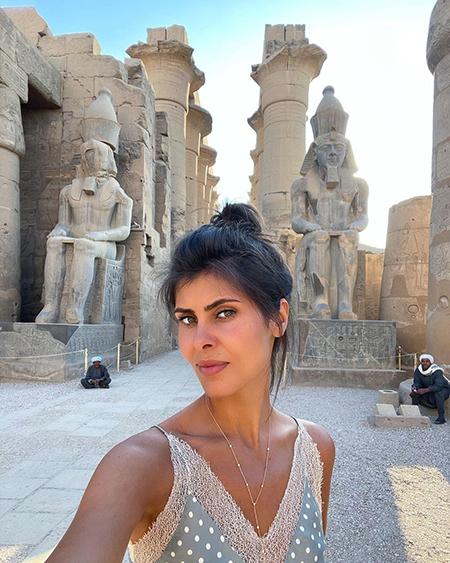 Звездный Instagram: из Москвы в Египет и обратно Хроника