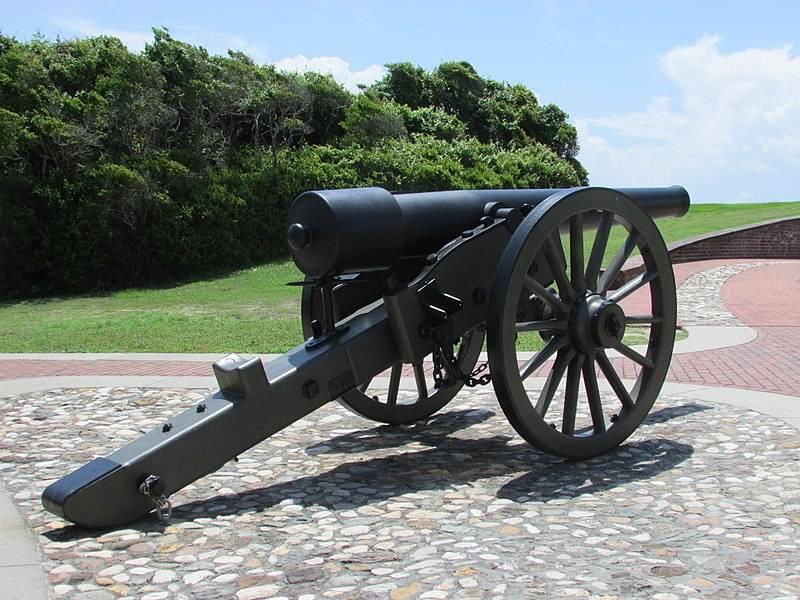 «Пушка-попугай». Человек и его орудие Парротта, пушки, войны, пушек, орудие, Парротт, орудия, часть, орудий, также, «попугай», ствол, снаряд, будет, нарезных, Моррис, время, пушка, более, только