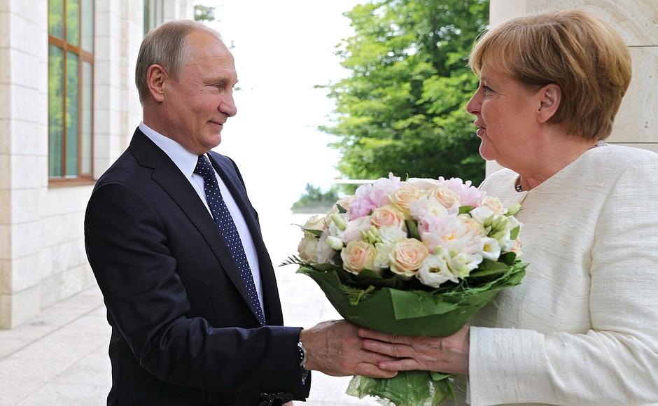 Российско-германские переговоры
