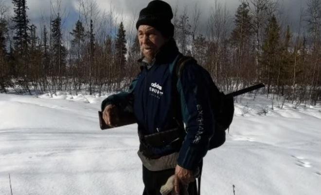 Отшельник старовер: живет в тайге с 28 лет