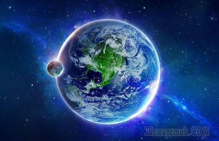 Факты о планете Земля, которые будут интересны и детям, и взрослым