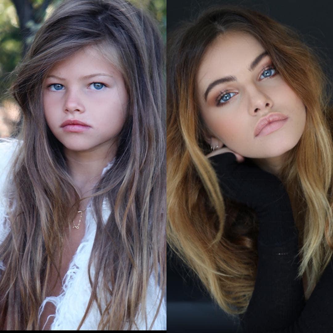 Как выглядит сейчас девочка, которую 10 лет назад считали самой красивой в мире
