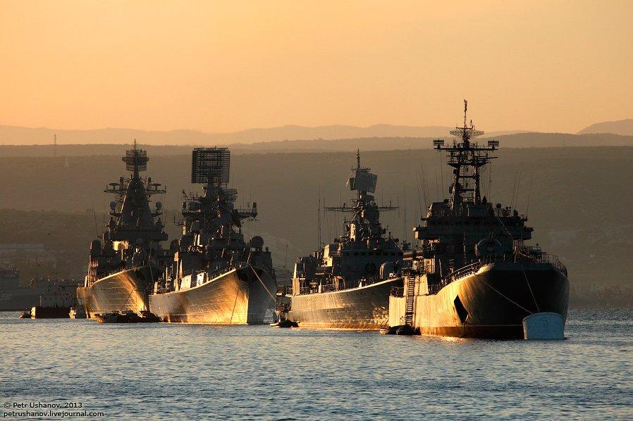 Черноморский флот РФ. Источник изображения: https://vk.com/denis_siniy