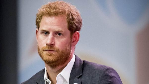 Принц Гарри получил «пощечин…