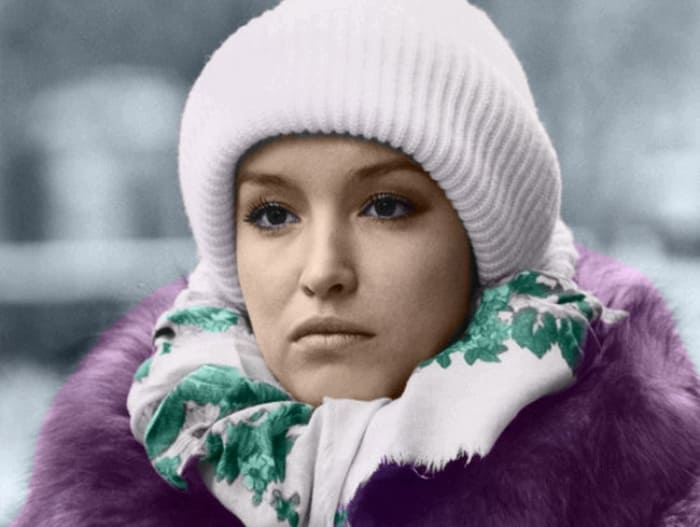 Тяжёлое детство, свадьба в 16 лет и еще 7 малоизвестных фактов о первой красавице российского кино Анне Самохиной актеры