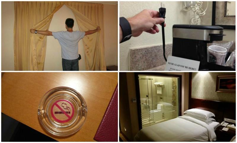Худшее, что может случиться с вами в гостинице