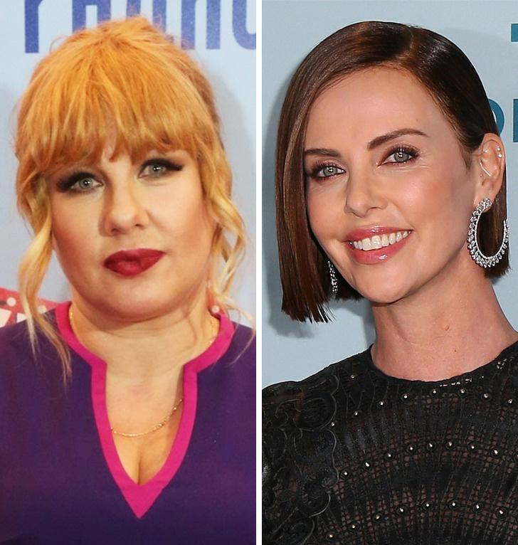 сравнение с актрисой по фото был полупустой, это