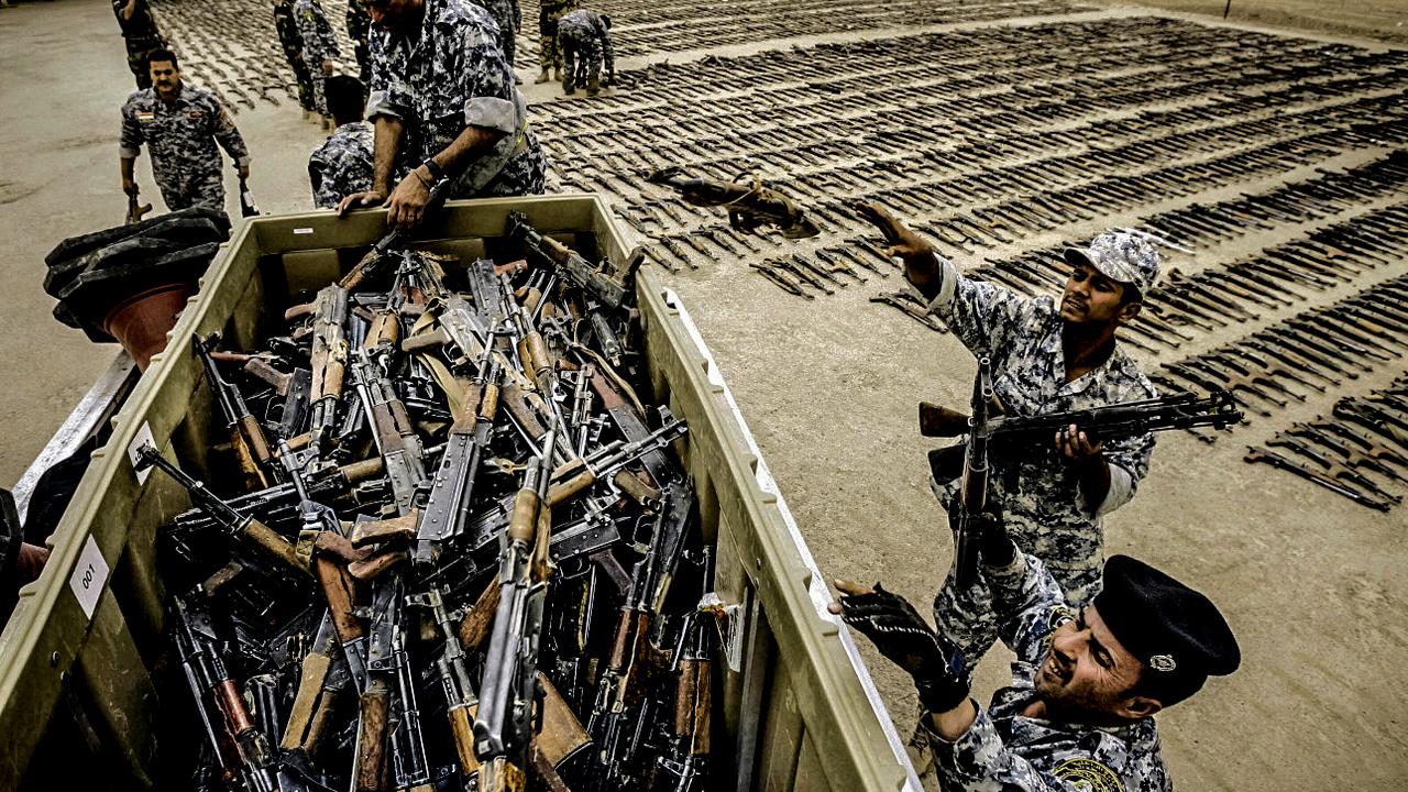 Made in Ukraine: для кого американцы закупают оружие?