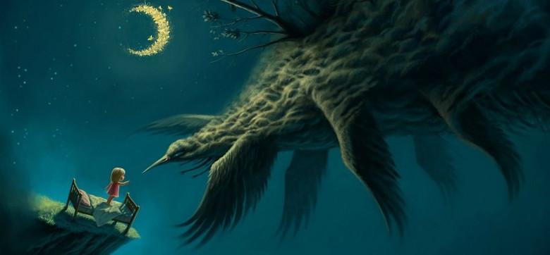 Мистические истории о жутких вещах и существах, увиденных детьми