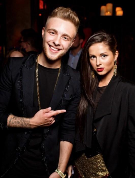 Нюша и Егор Крид. / Фото: www.wmj.ru