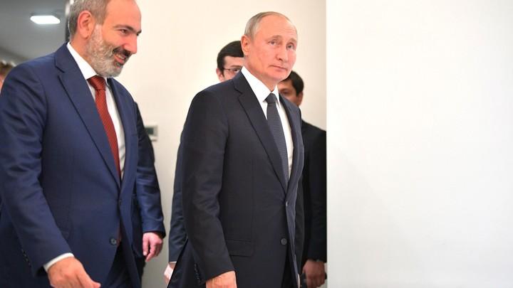 Русским хамят по-братски геополитика