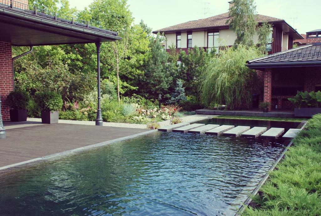 Ландшафтный дизайн: 10 стильных идей обустройства участка
