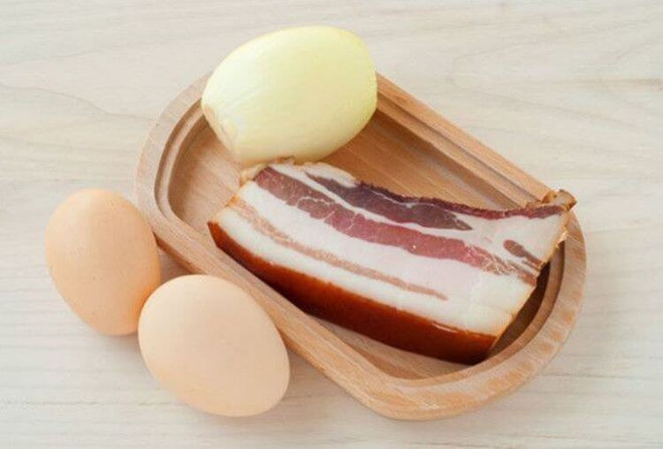 Неправда о сале и яйцах