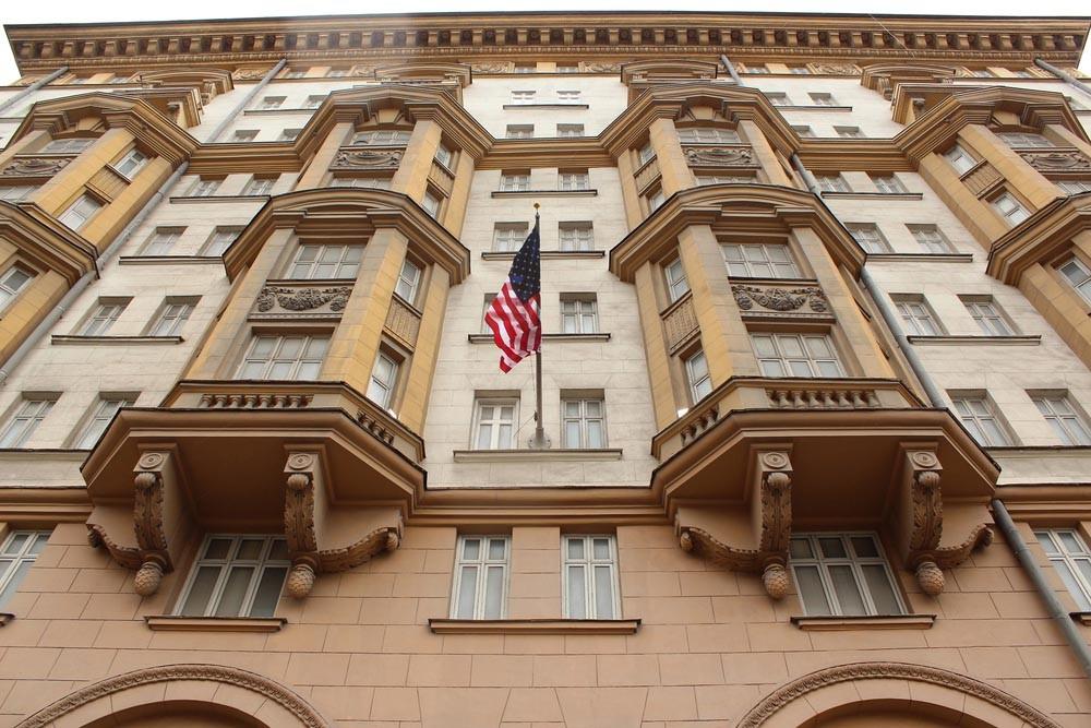 «Североамериканский тупик» и другие адреса иностранных посольств в Москве