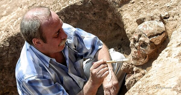 Говорите, что не было монгольского нашествия на Русь? А эти результаты раскопок куда девать? археология,история,спорные вопросы,тайны,неразгаданное,раскопки