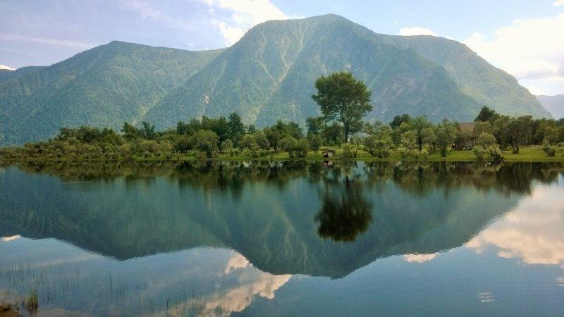 Озёра Алтайского края алтай, озёра, путешествия, фото