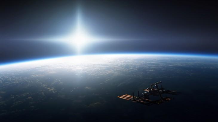 12 фактов о том, что произойдёт с вами в открытом космосе в течение 90 секунд интересные факты,космос,наука
