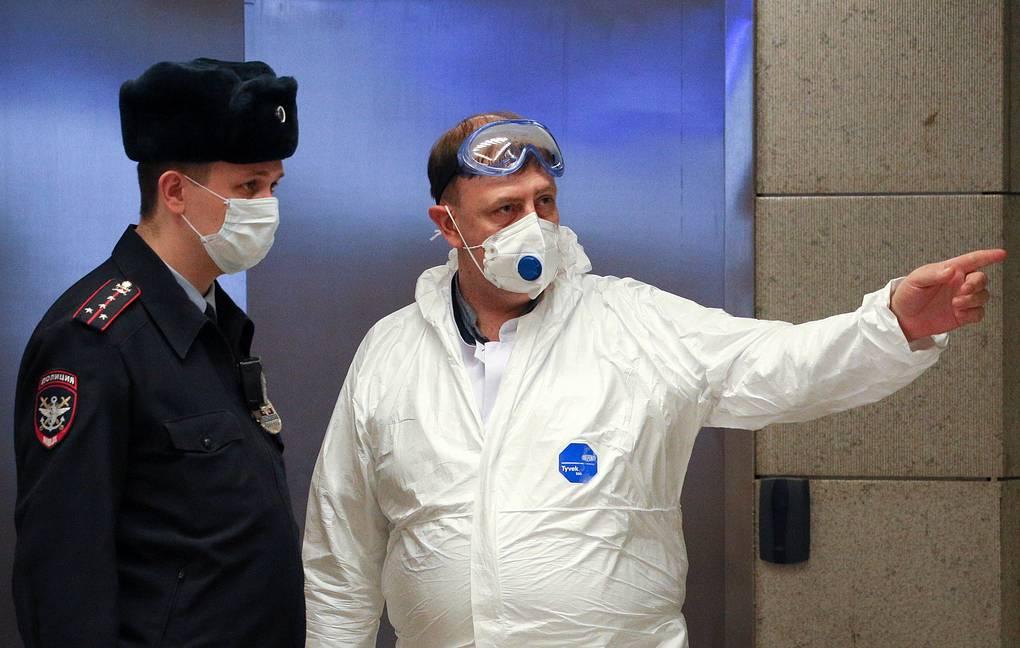 Штраф для граждан за нарушение карантина составит до 300 тыс. рублей