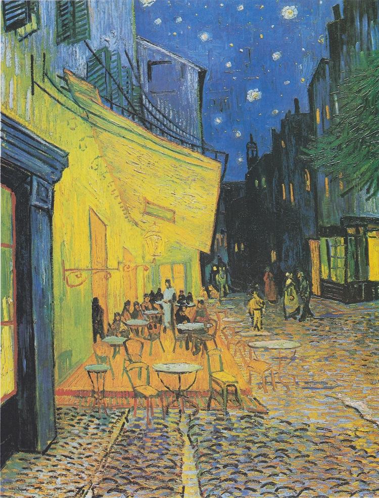 8 реальных мест с известных картин, которые вы можете посетить сегодня